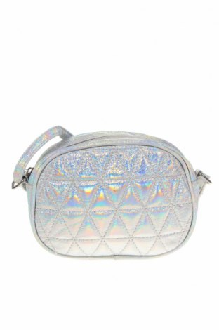 Дамска чанта, Цвят Сив, Еко кожа, Цена 12,60лв.