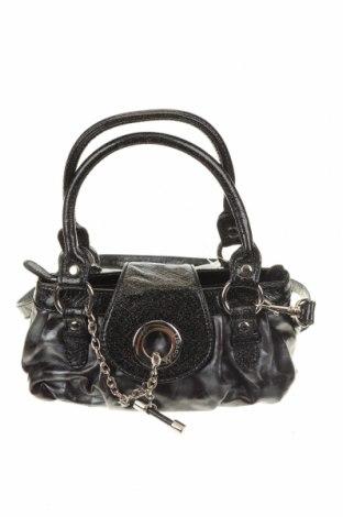 Дамска чанта, Цвят Сив, Еко кожа, Цена 22,52лв.