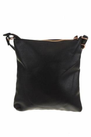 Дамска чанта, Цвят Черен, Еко кожа, Цена 17,96лв.