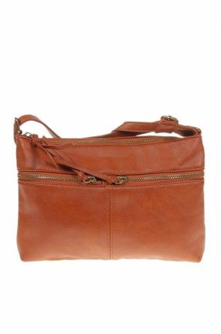 Дамска чанта B Collection, Цвят Кафяв, Еко кожа, Цена 18,90лв.