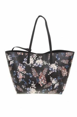 Дамска чанта Accessories, Цвят Черен, Еко кожа, Цена 23,94лв.