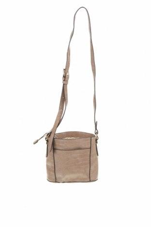Γυναικεία τσάντα Accessorize, Χρώμα  Μπέζ, Δερματίνη, Τιμή 12,47€