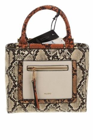 Дамска чанта Aldo, Цвят Многоцветен, Еко кожа, Цена 59,25лв.