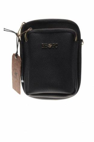 Дамска чанта Beverly Hills Polo Club, Цвят Черен, Еко кожа, Цена 58,50лв.