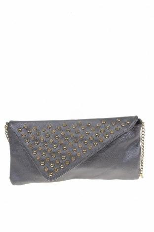Дамска чанта Charming Charlie, Цвят Сив, Еко кожа, Цена 9,45лв.