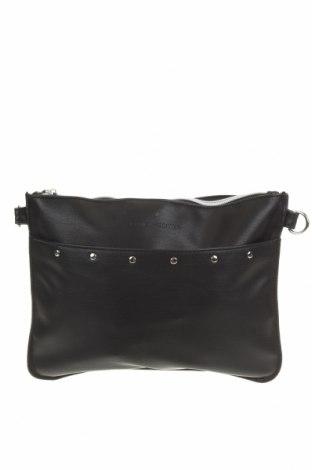 Γυναικεία τσάντα Daniel Hechter, Χρώμα Μαύρο, Δερματίνη, Τιμή 32,02€