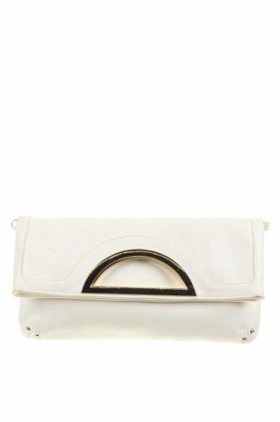 Дамска чанта Forever New, Цвят Бял, Еко кожа, Цена 16,44лв.