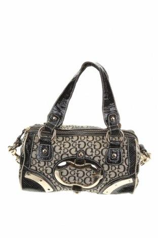 Дамска чанта Guess, Цвят Многоцветен, Текстил, еко кожа, Цена 66,83лв.