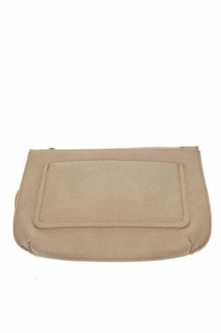 Дамска чанта Mango, Цвят Бежов, Еко кожа, Цена 24,00лв.