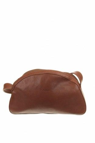 Дамска чанта Medici, Цвят Кафяв, Естествена кожа, Цена 96,75лв.