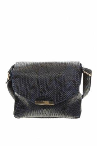 Дамска чанта Mudo, Цвят Син, Еко кожа, Цена 19,64лв.