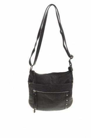 Дамска чанта Rosetti, Цвят Черен, Еко кожа, Цена 25,20лв.