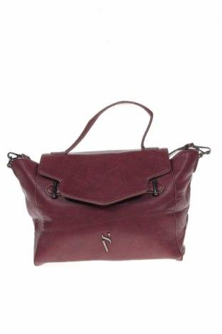 Дамска чанта Simply Vera Vera Wang, Цвят Лилав, Еко кожа, Цена 33,60лв.
