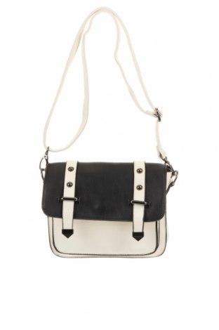 Дамска чанта Sportsgirl, Цвят Бял, Еко кожа, Цена 21,42лв.