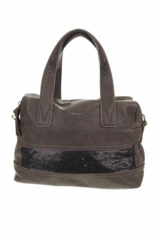 Дамска чанта Tamaris, Цвят Кафяв, Еко кожа, Цена 25,20лв.