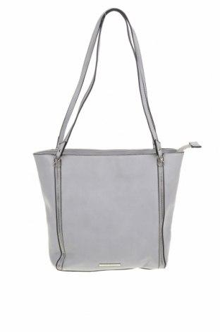 Дамска чанта Tony Bianco, Цвят Син, Еко кожа, Цена 21,42лв.