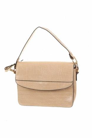 Дамска чанта Tony Bianco, Цвят Бежов, Еко кожа, Цена 58,80лв.