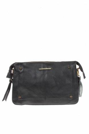 Дамска чанта Tony Bianco, Цвят Черен, Еко кожа, Цена 42,53лв.