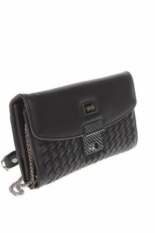 Дамска чанта Verde, Цвят Черен, Еко кожа, Цена 12,98лв.