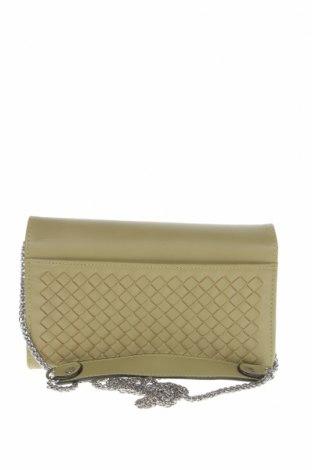 Дамска чанта Verde, Цвят Зелен, Еко кожа, Цена 13,57лв.