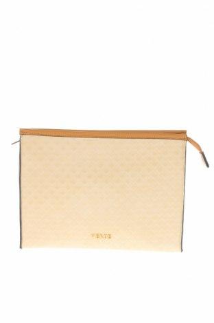 Дамска чанта Verde, Цвят Бежов, Еко кожа, Цена 15,87лв.