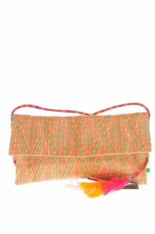 Дамска чанта Verde, Цвят Многоцветен, Текстил, Цена 26,22лв.