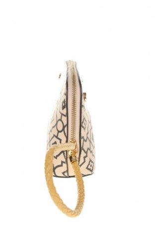 Дамска чанта Verde, Цвят Бежов, Еко кожа, Цена 22,42лв.