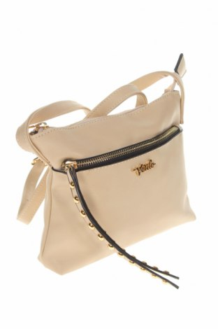 Дамска чанта Verde, Цвят Кафяв, Еко кожа, Цена 18,50лв.