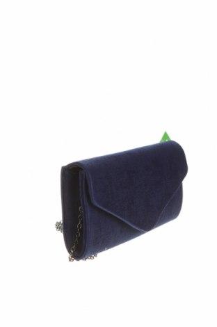 Дамска чанта Verde, Цвят Син, Текстил, Цена 44,25лв.