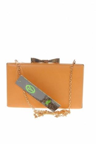Дамска чанта Verde, Цвят Кафяв, Еко кожа, Цена 11,80лв.