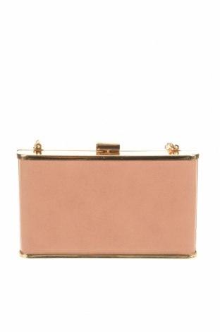 Дамска чанта Verde, Цвят Розов, Еко кожа, Цена 13,02лв.