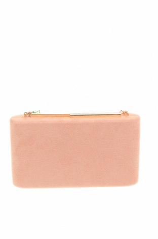Γυναικεία τσάντα Verde, Χρώμα  Μπέζ, Κλωστοϋφαντουργικά προϊόντα, Τιμή 15,30€