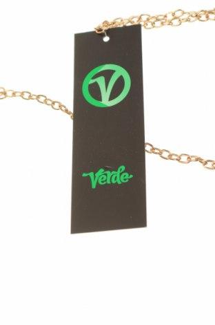 Дамска чанта Verde, Цвят Бежов, Текстил, Цена 24,30лв.