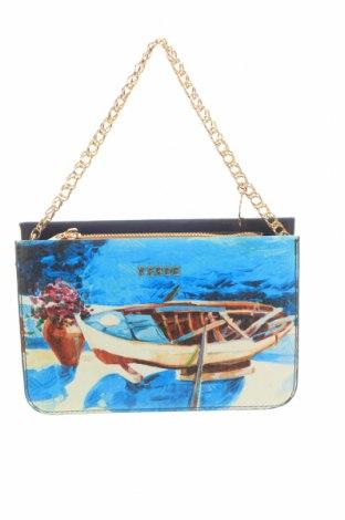 Дамска чанта Verde, Цвят Многоцветен, Еко кожа, Цена 11,52лв.