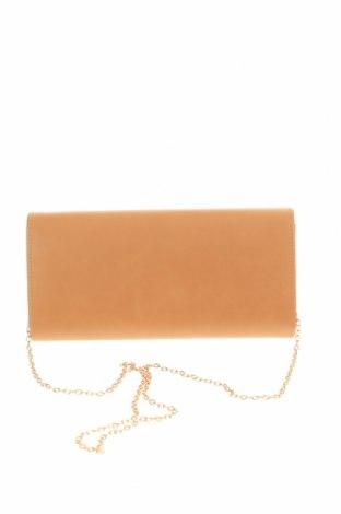 Дамска чанта Verde, Цвят Бежов, Еко кожа, Цена 10,03лв.