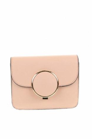 Γυναικεία τσάντα Verde, Χρώμα Ρόζ , Δερματίνη, Τιμή 11,97€