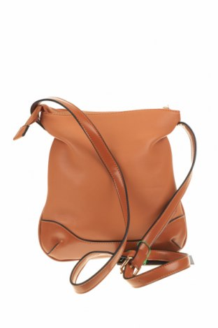 Дамска чанта Verde, Цвят Кафяв, Еко кожа, Цена 14,75лв.