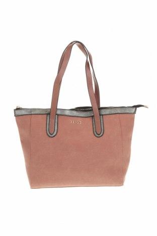 Γυναικεία τσάντα Verde, Χρώμα Ρόζ , Δερματίνη, Τιμή 15,30€