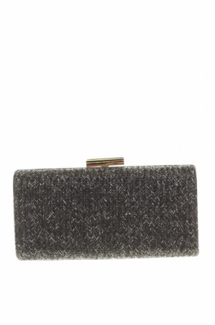 Дамска чанта Verde, Цвят Сребрист, Текстил, Цена 10,62лв.