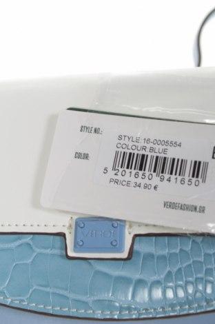 Дамска чанта Verde, Цвят Бял, Еко кожа, Цена 17,70лв.