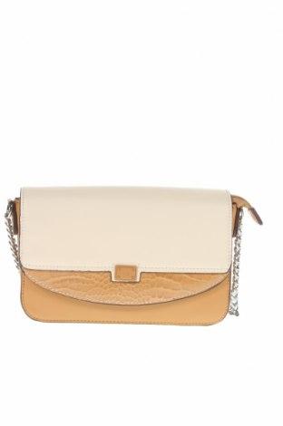 Дамска чанта Verde, Цвят Бял, Еко кожа, Цена 28,32лв.
