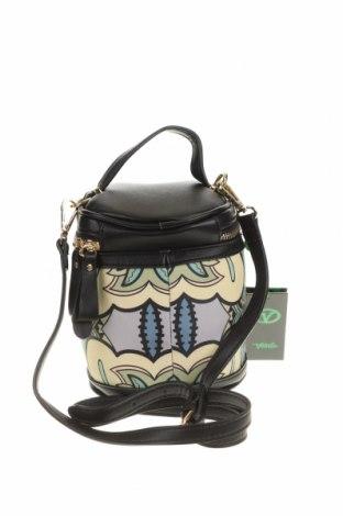 Дамска чанта Verde, Цвят Многоцветен, Еко кожа, Цена 15,80лв.