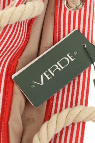 Чанта Verde, Цвят Многоцветен, Текстил, Цена 31,05лв.