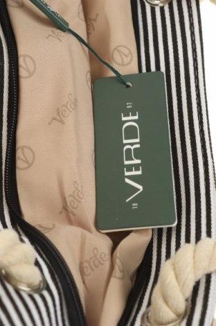 Чанта Verde, Цвят Многоцветен, Текстил, Цена 22,77лв.