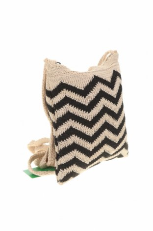 Дамска чанта Verde, Цвят Бежов, Текстил, Цена 5,52лв.