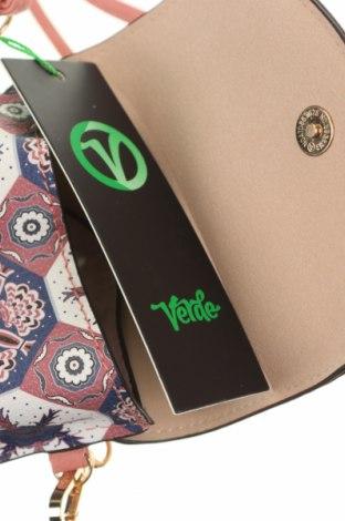 Дамска чанта Verde, Цвят Многоцветен, Еко кожа, Цена 8,85лв.
