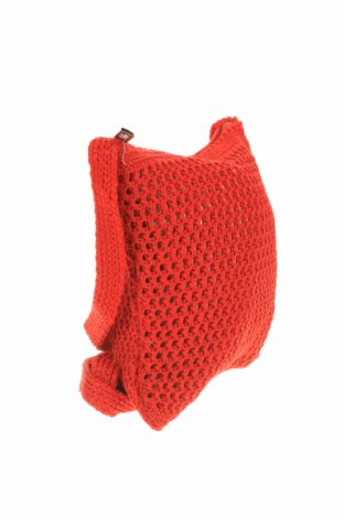 Дамска чанта Verde, Цвят Червен, Текстил, Цена 33,12лв.