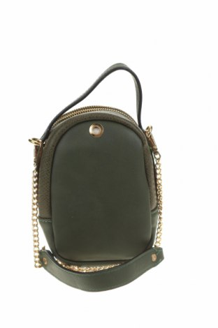 Дамска чанта Verde, Цвят Зелен, Еко кожа, Цена 12,39лв.