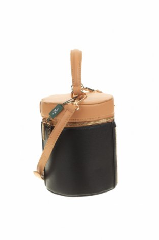 Дамска чанта Verde, Цвят Черен, Еко кожа, Цена 27,60лв.