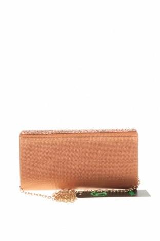 Дамска чанта Verde, Цвят Розов, Текстил, Цена 8,26лв.